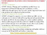 SAP BPC online training australia |SAP BPC Training | SAP BPC Online|MAGNIFIC TRAINING