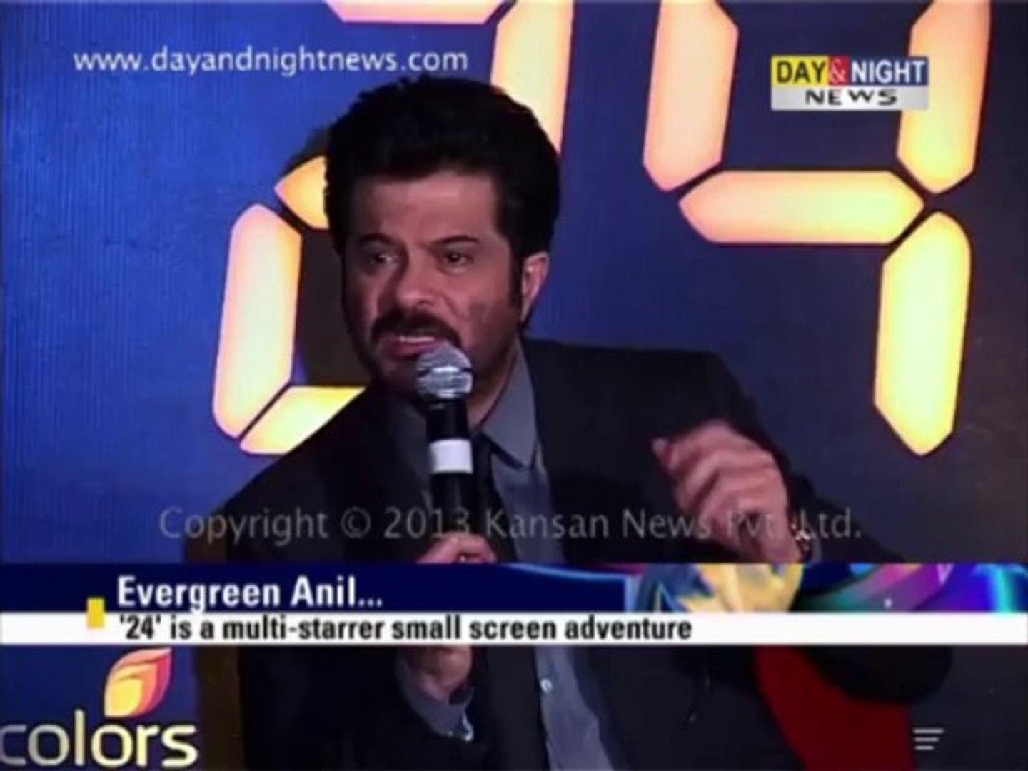 Actor Anil Kapoor visit to Chandigarh | Promote 24 | Interview | Latest India Entertainment News