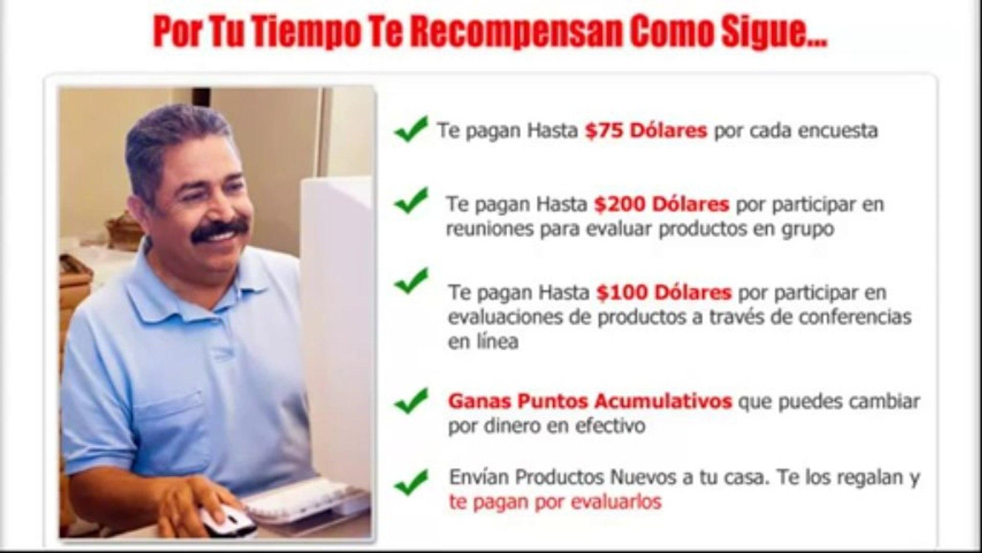 Encuestas Por Dinero Para Trabajar Desde Casa Contestando Encuestas Remuneradas