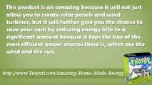Home Energy Made Easy | Home Made Energy Ideas