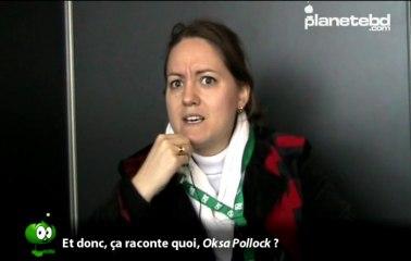 Nauriel en interview pour planetebd.com