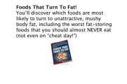 Burn The Fat Feed The Muscle - Bonuses & Discount Price