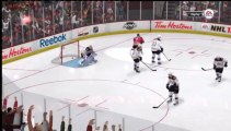 PS3 - NHL 13 - Be A GM - NHL Game 2 - New Jersey Devils vs Boston Bruins
