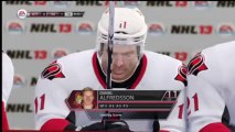 PS3 - NHL 13 - Be A GM - NHL Game 4 - New Jersey Devils vs Ottawa Senators