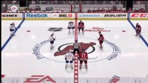 PS3 - NHL 13 - Be A GM - NHL Game 6 - New Jersey Devils vs Buffalo Sabres