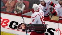 PS3 - NHL 13 - Be A GM - NHL Game 7 - New Jersey Devils vs Carolina Hurricanes