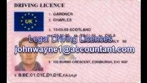 Video Buy fake drivers license,fake driving licence uk online,fake identification cards