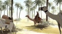JUIFS ET MUSULMANS - Si loin, si proches (Extrait film1 : Ka'ab al-Akhbar)