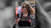 Chrissy Teigen Skips Her Bra and Suffers a Wardrobe Malfunction in New York