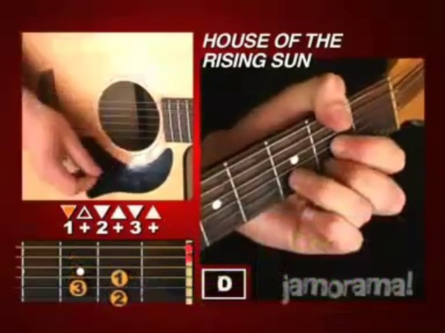 Learn To Play Guitar With Jamorama
