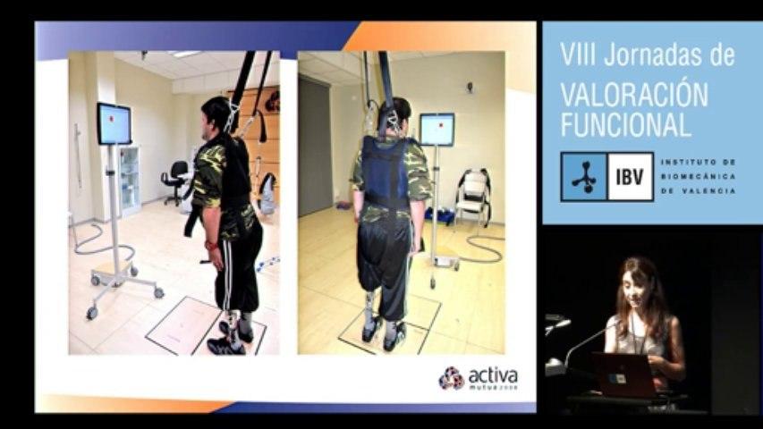 Caso clínico presentado por Belén Requena (Activa Mutua)
