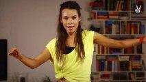 Latin Dance Workout  Sexy, flacher Bauch mit Cha Cha Cha, Mambo, Merengue und Co ! mp4