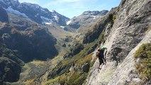 L'été indien Mont Oreb Vallon de Bérard Aiguilles Rouges Chamonix Mont-Blanc