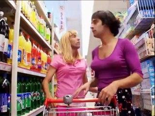 Samantha Oups ! Samantha au supermarché