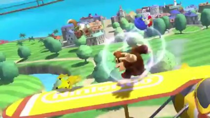 Super Smash Bros. 4 - Sonic Trailer de Samurai Warriors Chronicles