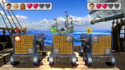 Gameplay Trailer de Wii Party U
