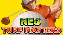 CGR Undertow - NEO TURF MASTERS review for Neo-Geo