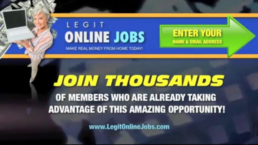 Legit Online Jobs Offer – Find jobs online