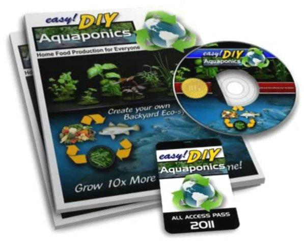 Easy DIY Aquaponics System Review Plus Bonus
