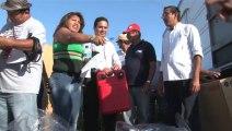 MAGAP entregó motores fuera de borda a pescadores artesanales de Manabí y Esmeraldas