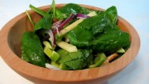 Paleo Cookbook Review    Spinach, Apple, Bacon Salad    Lynn's Recipes