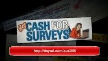 get cash for surveys-made over $3.000 per month taked paid surveys online