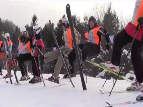 Obóz narciarski Szczawnica 2012