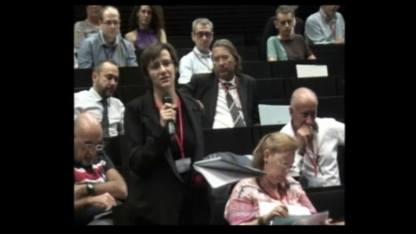Debate tras la presentación de los casos clínicos