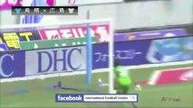 Football : la magnifique volée d'Hisato Satō