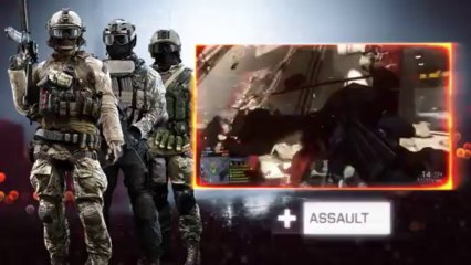 Beta Trailer de Battlefield 4