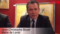 Jean-Christophe Boyer, candidat PS aux municipales - Guillaume Garot, ancien maire de Laval, explique ce choix commun
