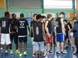 UNSS BASKET BALL MINIMES 2013 ORLEANS 1ere Partie / Championnat d'Académie