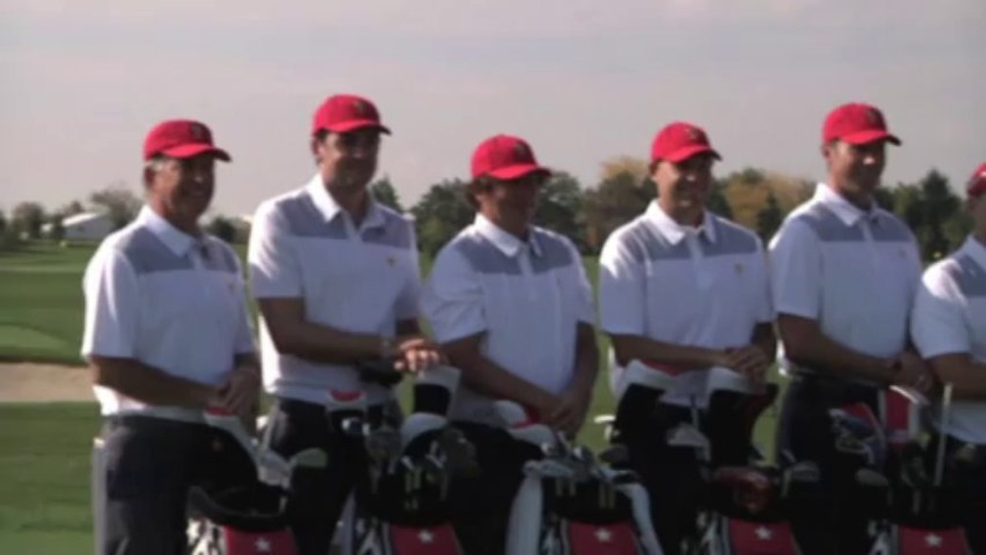 Nicklaus welcomes Presidents Cup home