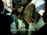 Truck loaded with dead bodies - Charkhi Dadri mid-air collision