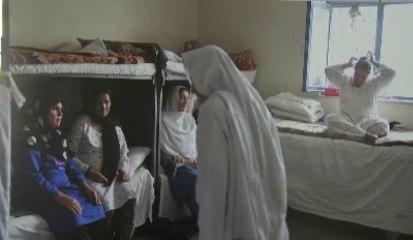 Sonia Naudy, photoreporter 2012 : au coeur des prisons afghanes