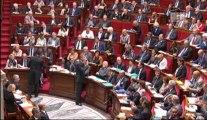 [ARCHIVE] Réforme des rythmes scolaires : réponse de Vincent Peillon au député Jean-François Copé lors des questions au Gouvernement à l'Assemblée nationale, le 1er octobre 2013