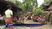Confrontos entre budistas e muçulmanos em Mianmar