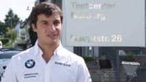 Interview mit Bruno Spengler - BMW M3 M4 Erprobungsfahrten auf dem Nürburgring