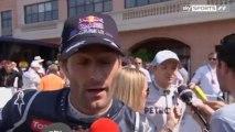 Sky Sports F1: Mark Webber takes pole (2012 Monaco Grand Prix)