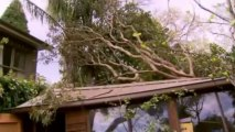 Eastern Australia battered by strong winds and thunderstorms