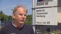 Interview mit Dr. Friedrich Nitschke - BMW M3 M4 Erprobungsfahrten auf dem Nürburgring