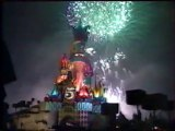 Souvenirs de Disneyland Paris : Le feu d'artifices du nouvel an 1997-1998