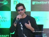 Rakesh Roshan & Hrithik Roshan Launched The Official 'Krrish' 3 Merchandise