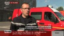 Stade Pierre Mauroy: simulation d'un mouvement de foule