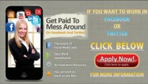The Best Social Media Jobs-Paid Social Media Jobs - Paid in Facebook And Twitter Jobs for you
