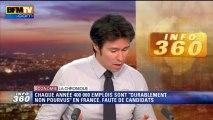 Zapping de 13h de BFMTV - 03/10 - Cécilia Attias ex-Sarkozy balance, Tony Musulin...
