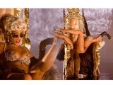 Rihanna Pour It Up Twerking And Poll Dancing - Rihanna Goes Miley Cyrus Way