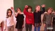 Rythmes éducatifs : l'atelier chant signé