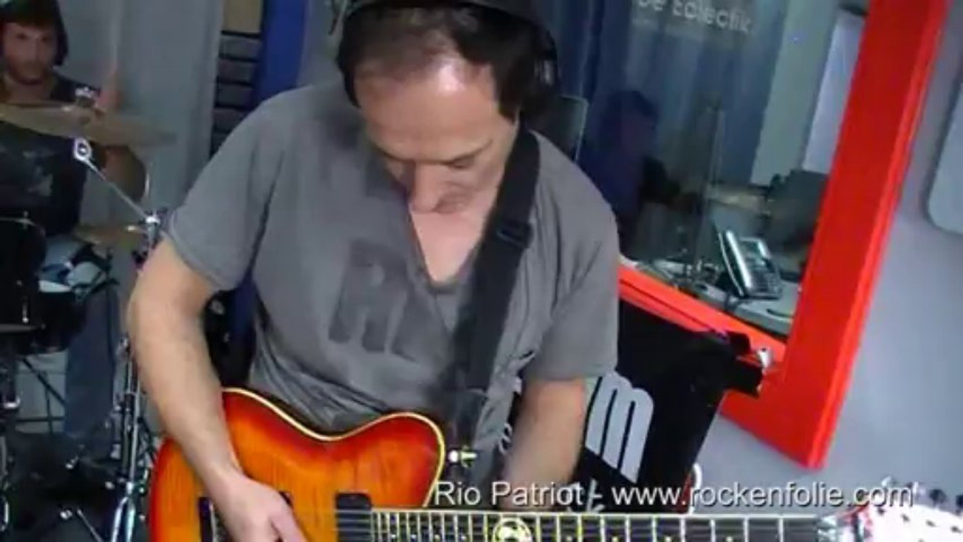 Rio Patriot - Live Rockenfolie