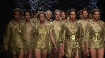 Noir, sport, glitter : les 3 tendances de la Fashion Week